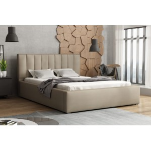 P/Ideal κρεβάτι επενδυμένο