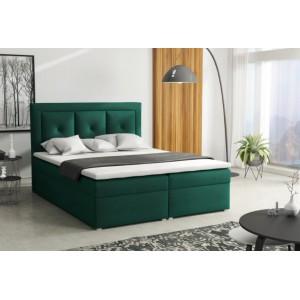 P/Moden Plus Box κρεβάτι boxspring