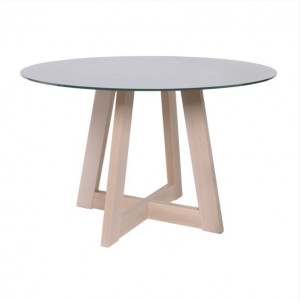 Tραπέζι ZE7876 / ΔΙΑΣΤΑΣΕΙΣ D.120cm H.75cm