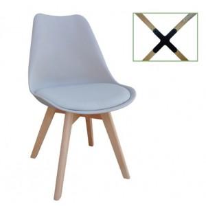 Καρέκλα ZEM136,40 / 49x56x82cm