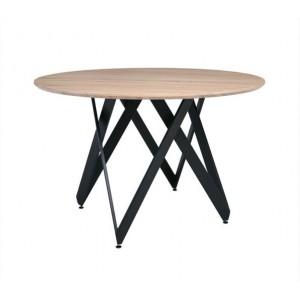 Τραπέζι ZEM859 / ΔΙΑΣΤΑΣΕΙΣ D.120cm H.75cm