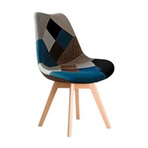 Καρέκλα ZEM136,83 / ΔΙΑΣΤΑΣΕΙΣ 49x57x82cm