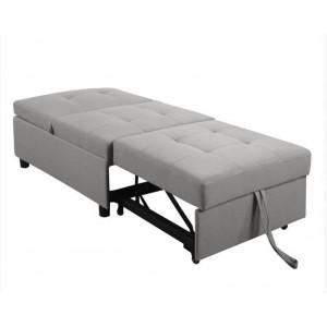 Καρέκλα - Κρεβάτι ZE9921,02 / ΔΙΑΣΤΑΣΕΙΣ 75x106x90 / Κρεβάτι75x172x44cm