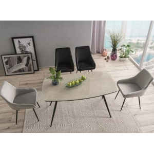 S / Senso Τραπέζι 140Χ80Χ75