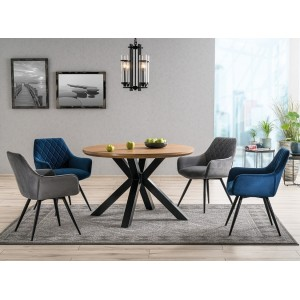 S / Ritmo τραπέζι 120Χ120Χ75