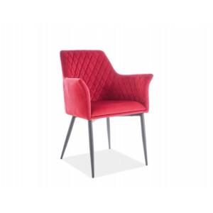 S / Sergio Velvet καρέκλα 45X45X85/49