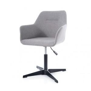 S / Kubo Καρέκλα Γκρι 60Χ60Χ41-61/80