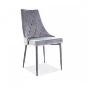 S / Trix B Velvet Καρέκλα 46Χ46Χ47/88
