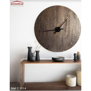 Mat C.1014 ρολόι τοίχου 90 cm