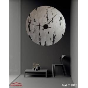 Mat C.1015 ρολόι τοίχου 90 cm