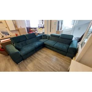 Primo Καναπές με κρεβάτι και αποθηκευτικό χώρο